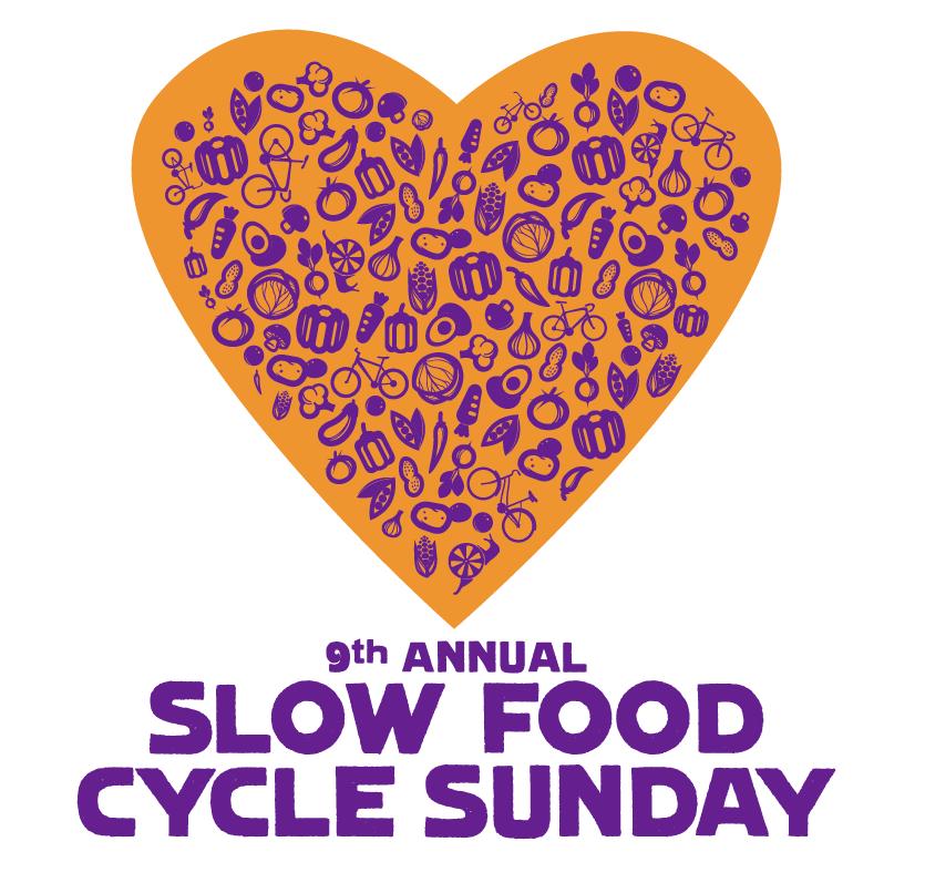 Slow Food Cycle Sunday 2013